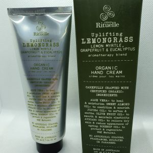 Urban rituelle Lemongrass hand cream
