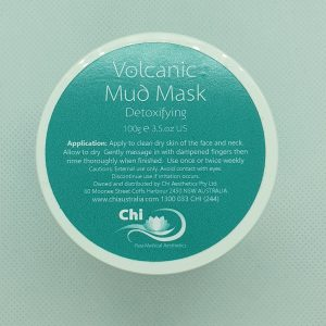 Volcanic Mud mask 100g – detoxifying