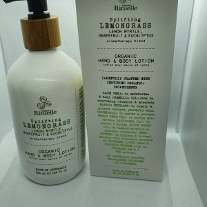 Urban Rituelle Lemongrass/lemon mytrle hand/body lotion