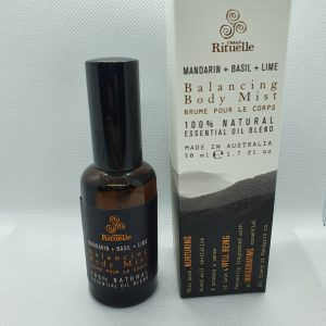 Urban rituelle Mandarin and basil body mist