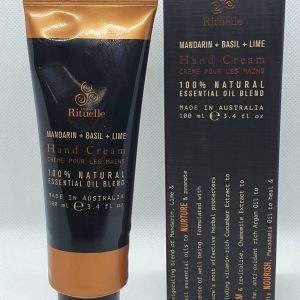 Urban Rituelle Mandarin, basil and lime hand cream
