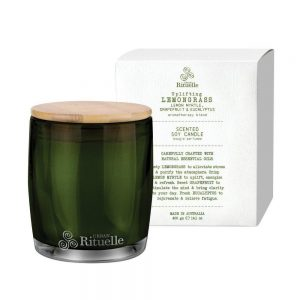 Urban Rituelle Lemongrass Candle
